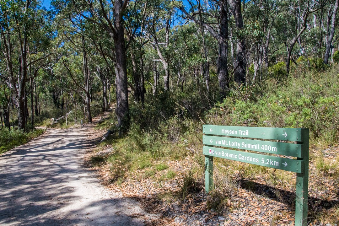 Mount Lofty walking trails 7