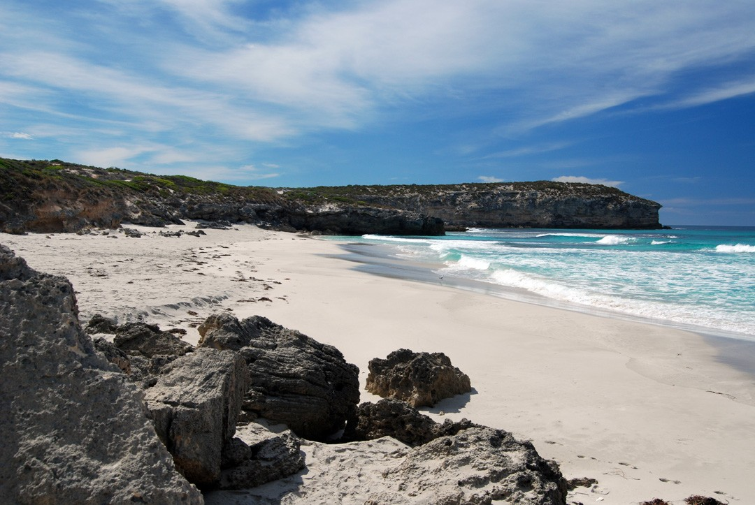 Pennington Bay on Kangaroo Island