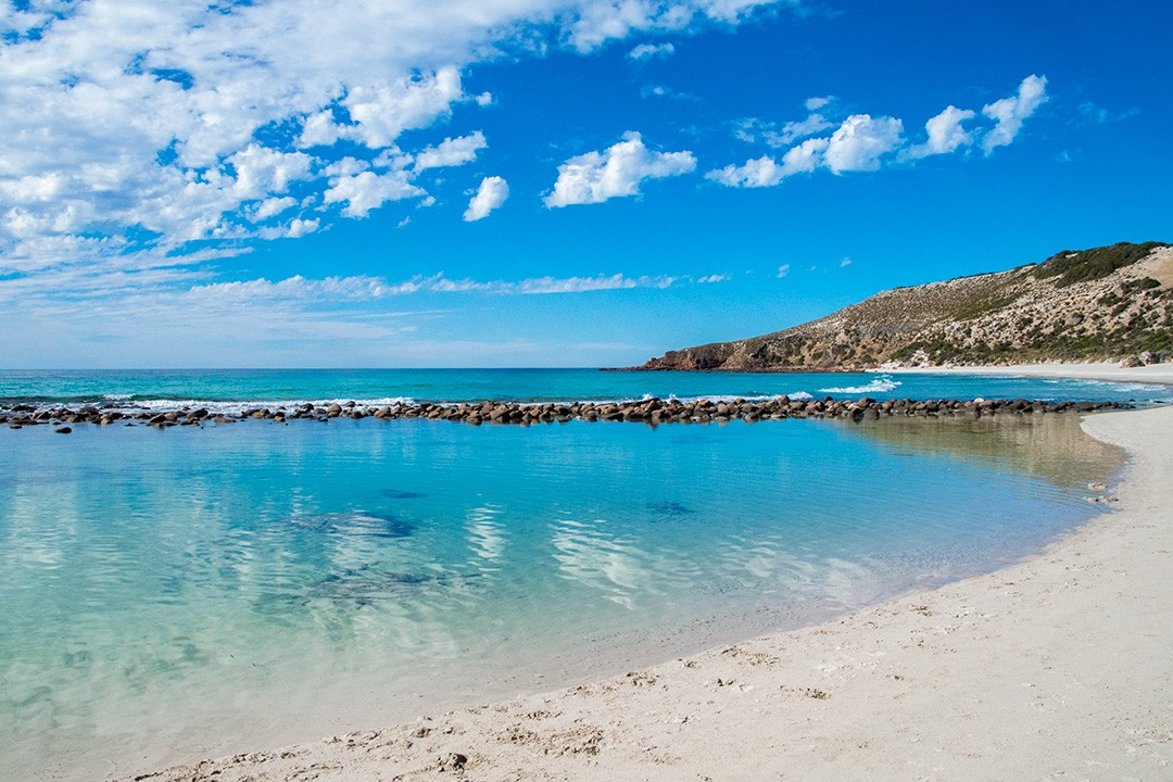 Stokes Bay is one of the best things to do on Kangaroo Island