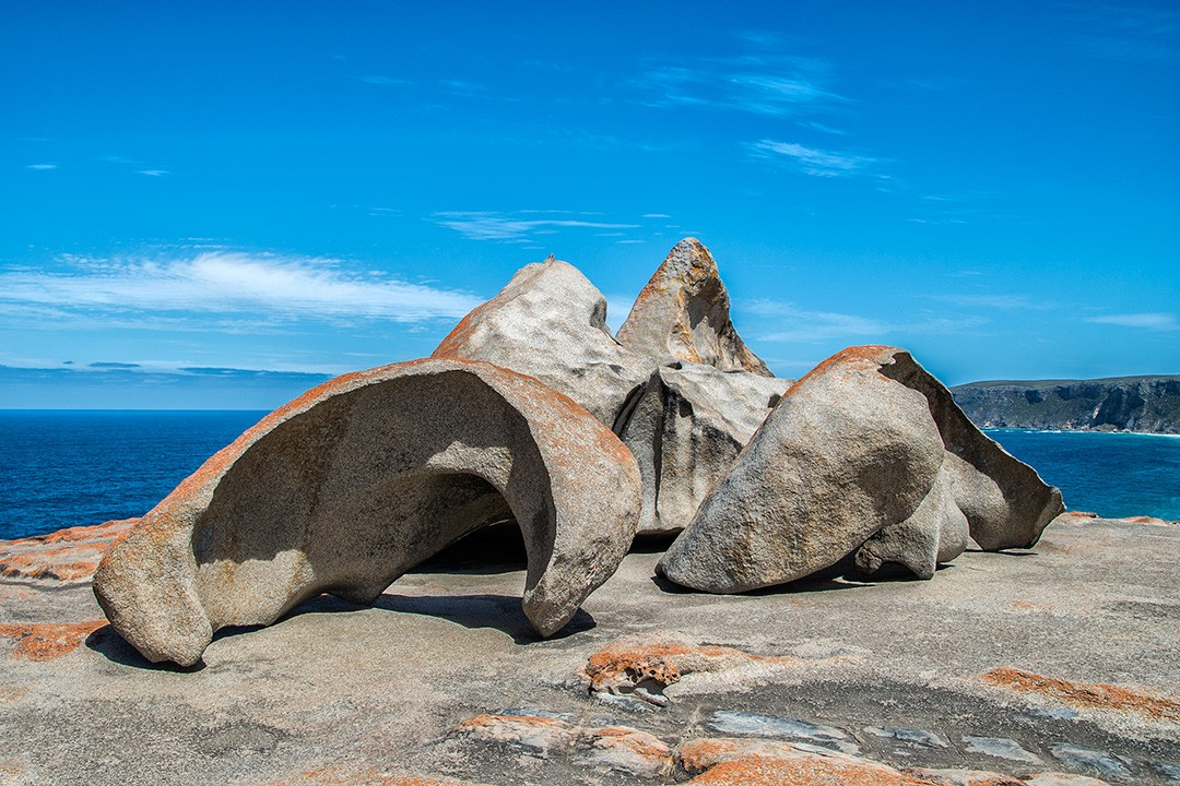things to do on kangaroo island: remarkable rocks