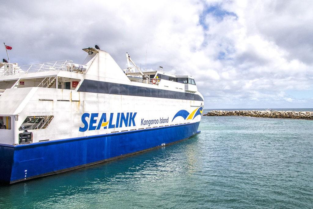 Things to do on Kangaroo Island sealink hertz 2