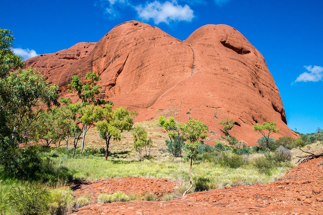 The domes of Kata Tjuta