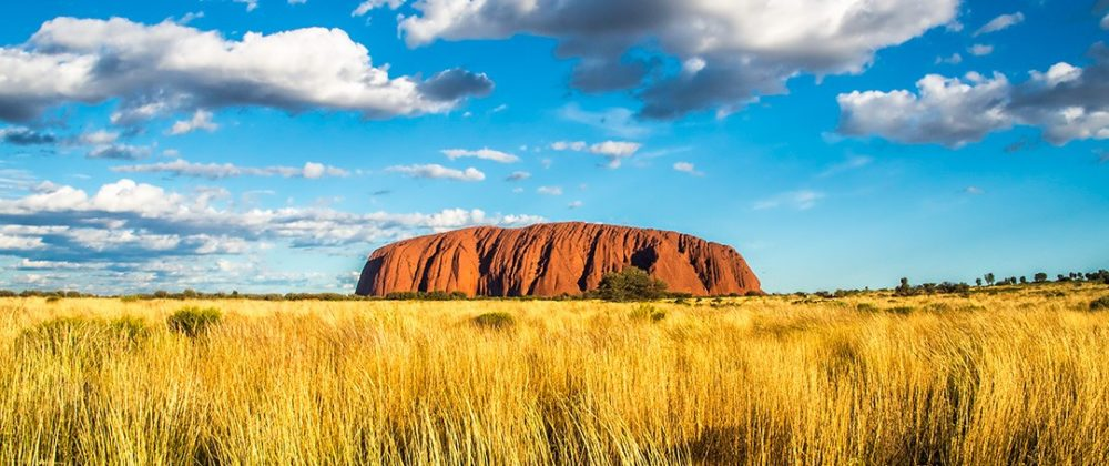 Uluru in the red centre of Australia is worth the trip