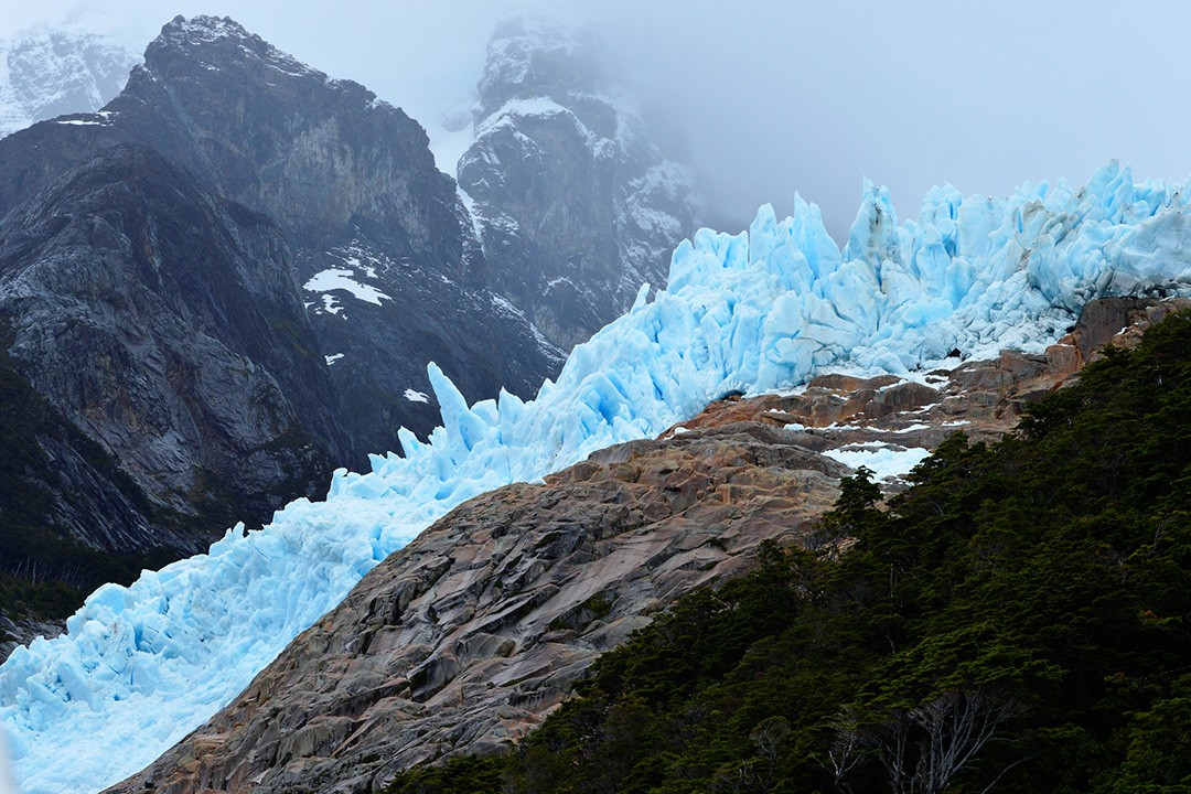 Balmaceda Glacier offers one of the best outdoor activities in Chile