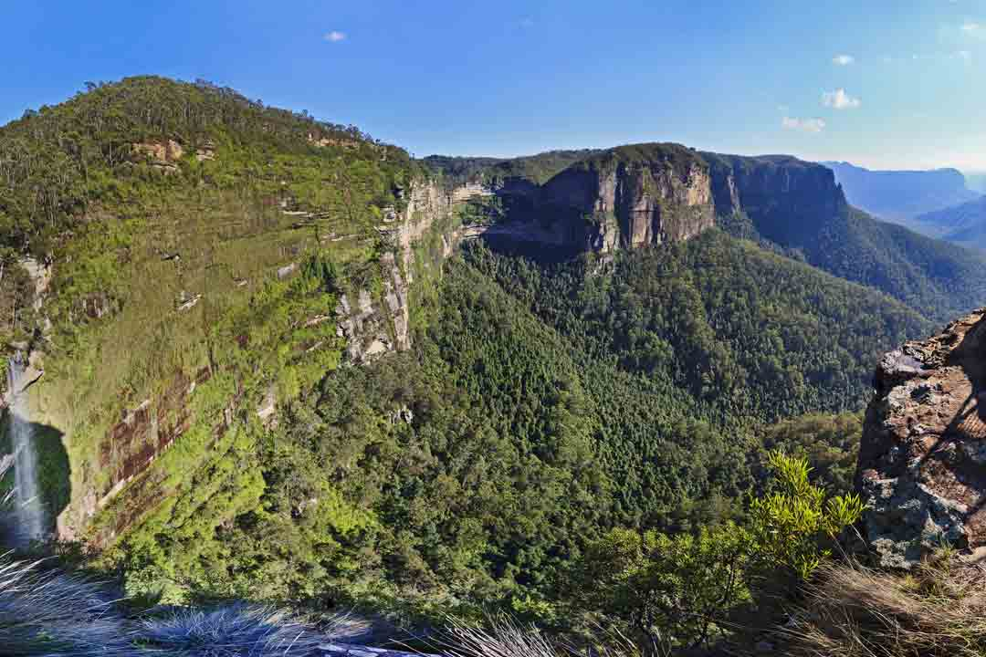 Hikes in the Blue Mountains Sydney Grand Canyon