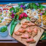 Sailing the Whitsunday Islands food 3