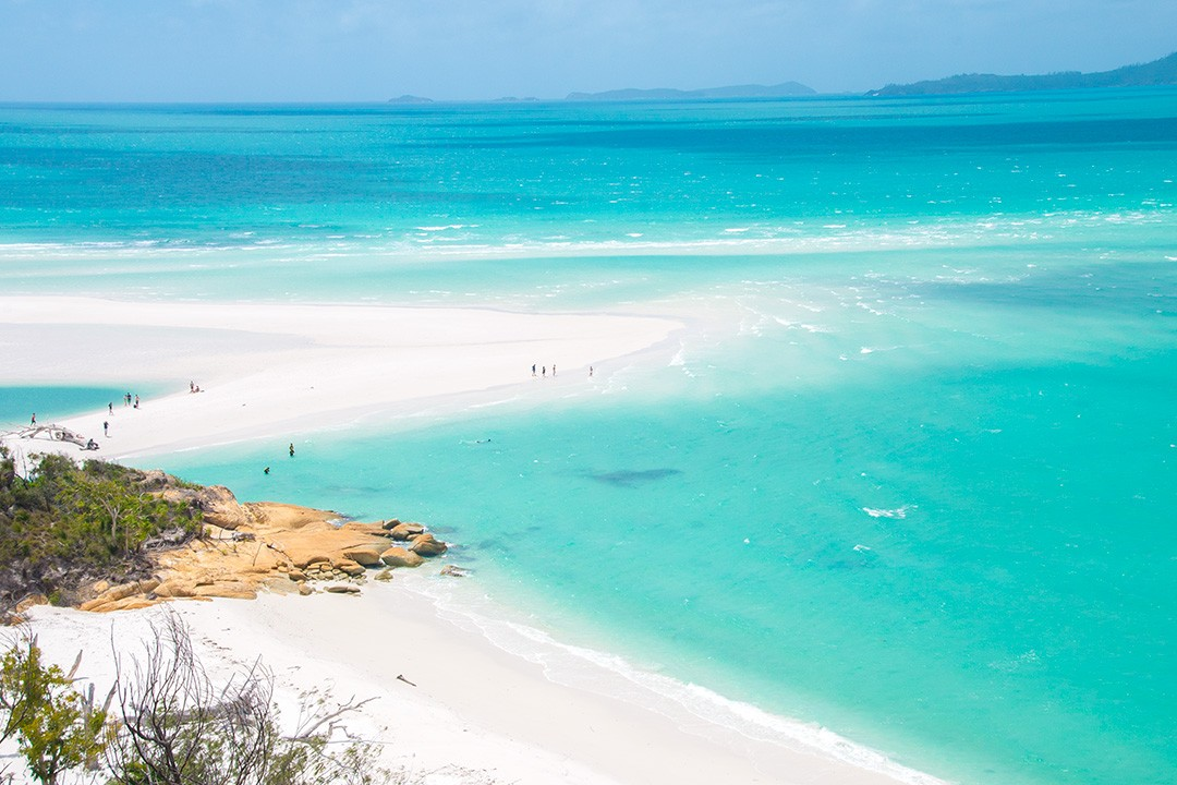 interesting facts about Australia Whitehaven Beach