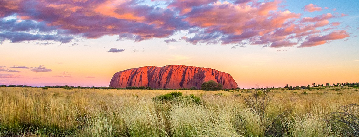 interesting facts about Australia uluru