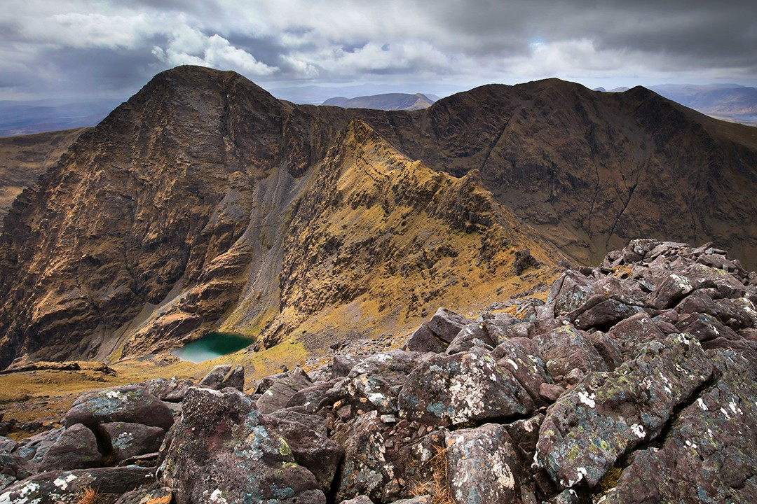 Climbing Carrauntoohil Irelands Highest Mountain 3