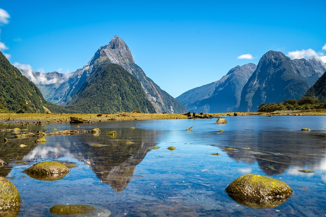 Great Walks of New Zealand Milford Track