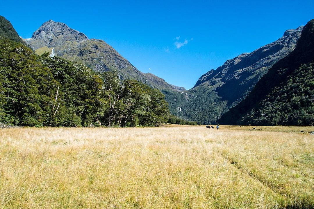 Great Walks of New Zealand Routeburn