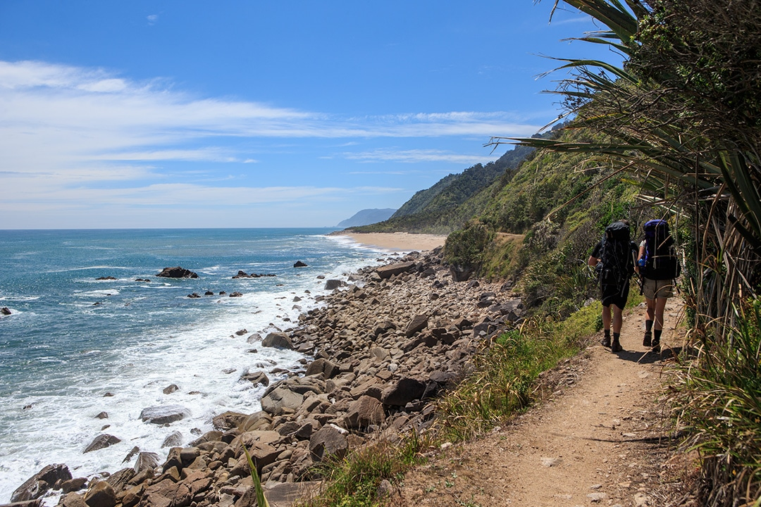 Great Walks of New Zealand heaphy track