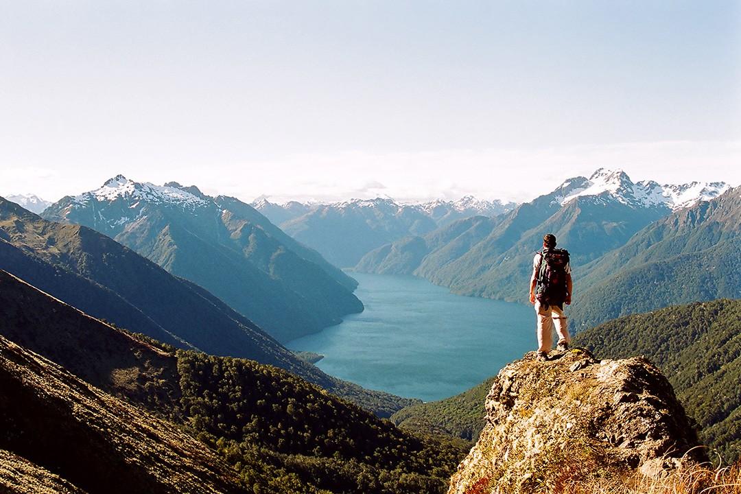 Great Walks of New Zealand kepler track