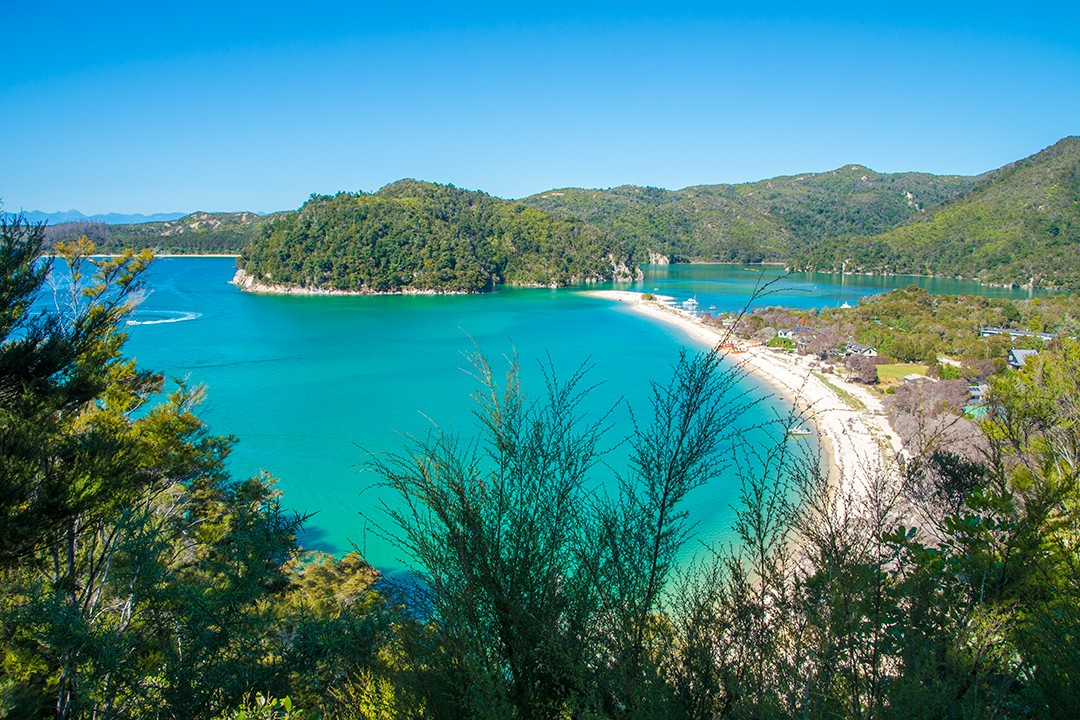 Hiking the Abel Tasman Coast Track 1