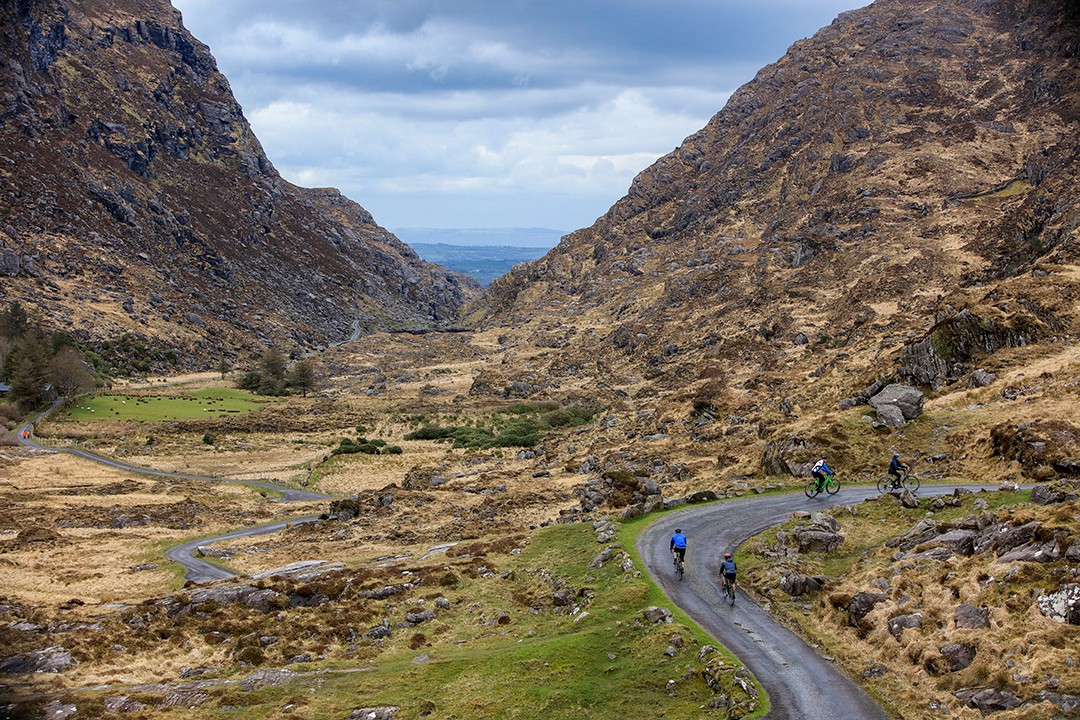 Things to do in the Reeks District cycling