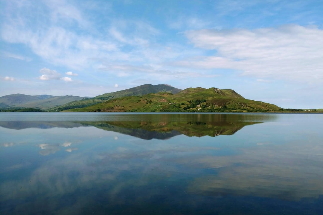 Things to do in the Reeks District wild swimming