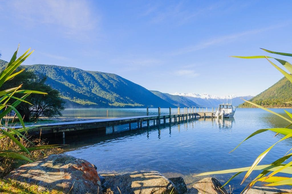 Nelson Lakes National Park has the clearest freshwater in the world: interesting facts about New Zealand