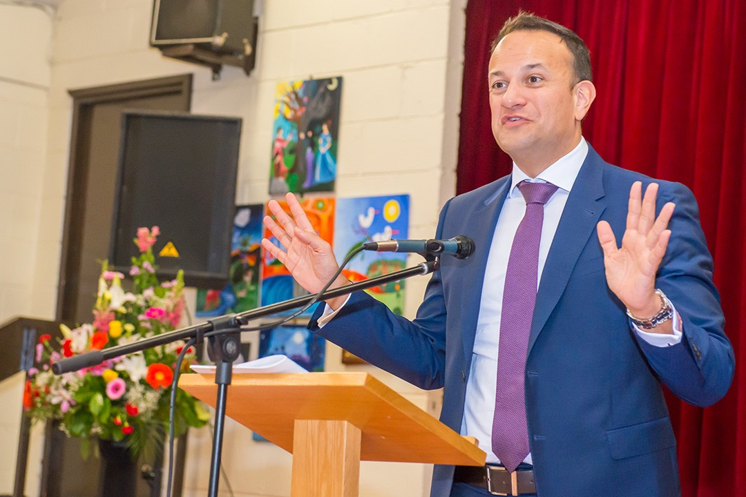 interesting facts about ireland Varadkar