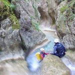 Exploring Hell's Canyon in Catalonia