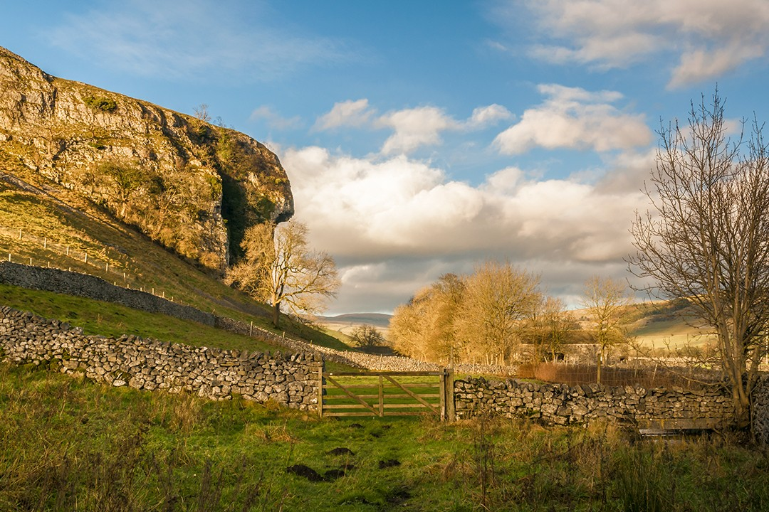 best views in the Yorkshire Dales Kilnsey Crag 1