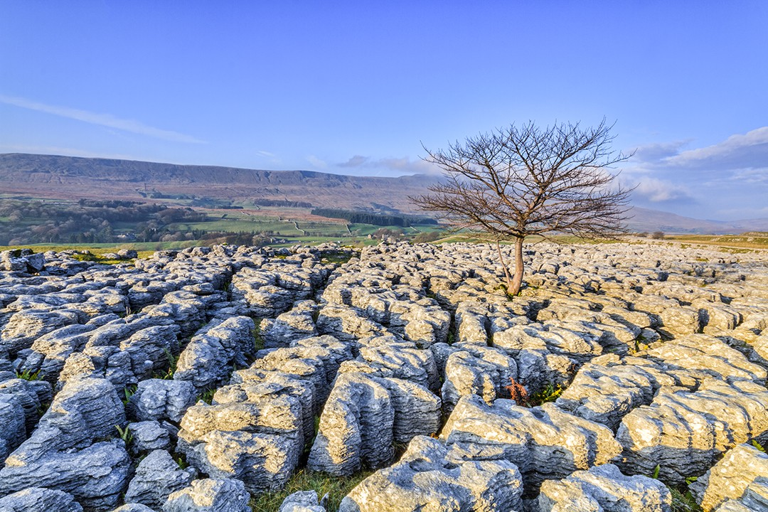 best views in the Yorkshire Dales Limestone Pavement scales moore ingleborough 1