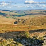 Hiking Great Shunner Fell: my first 'Dales 30'