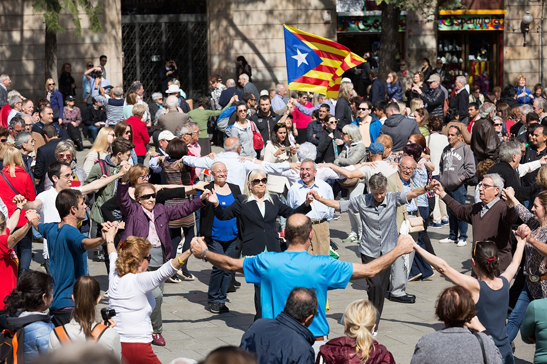 interesting facts about catalonia dance