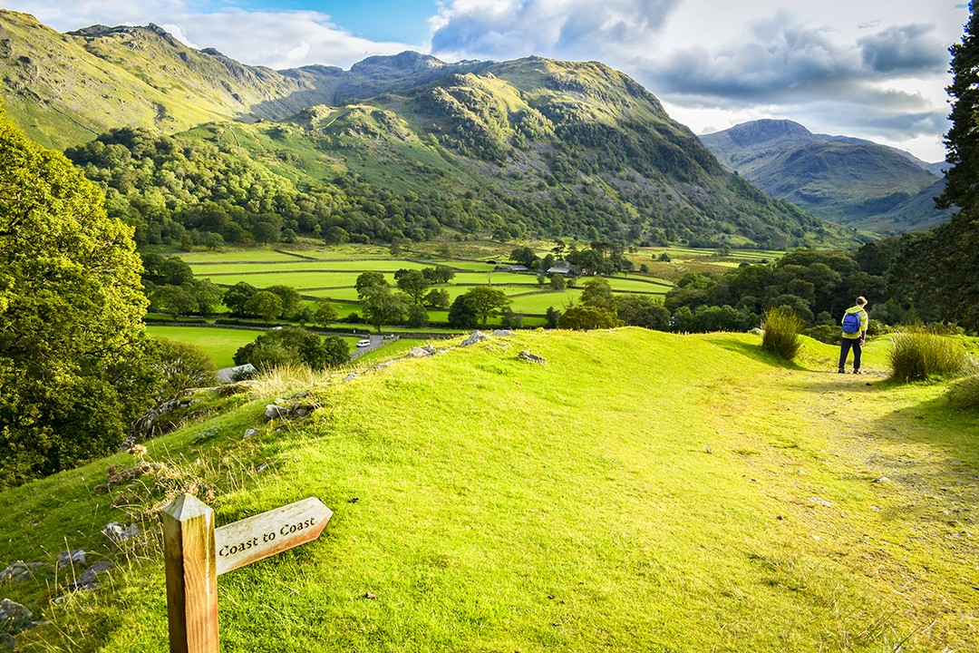 Britain's best long-distance footpaths coast to coast
