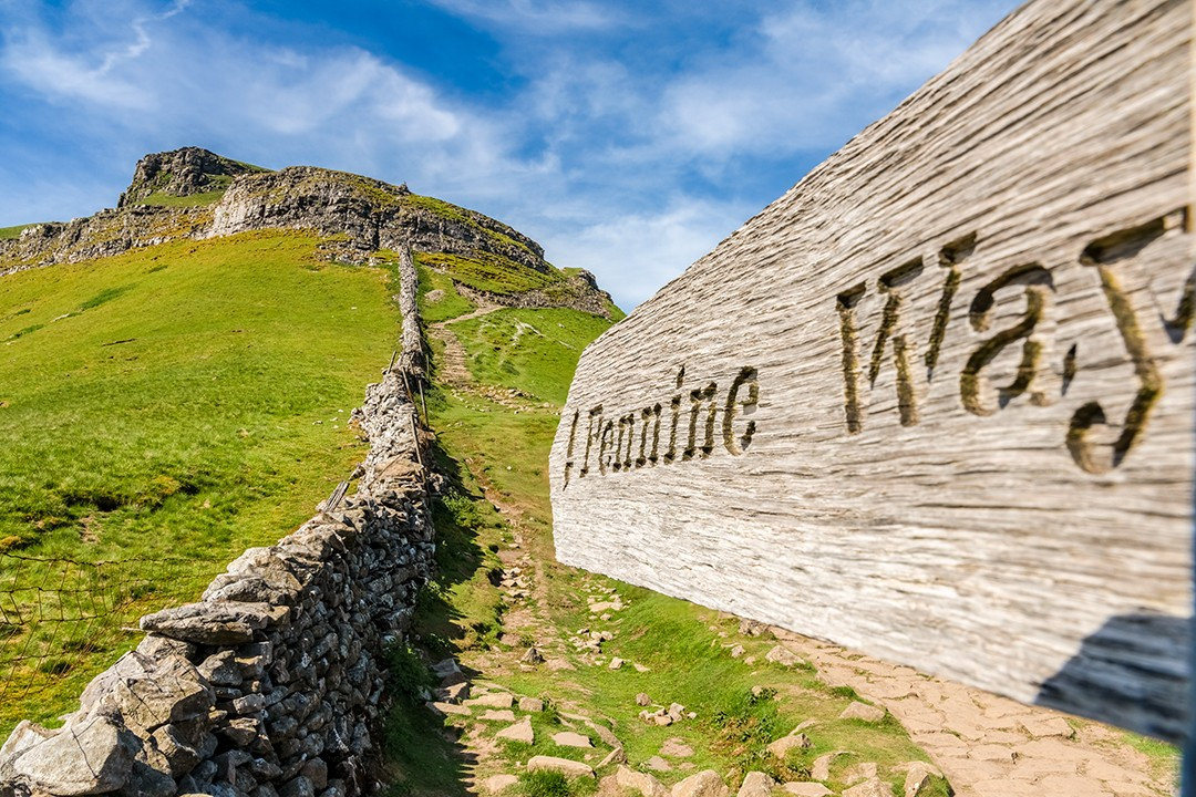 Britain's best long-distance footpaths pennine way