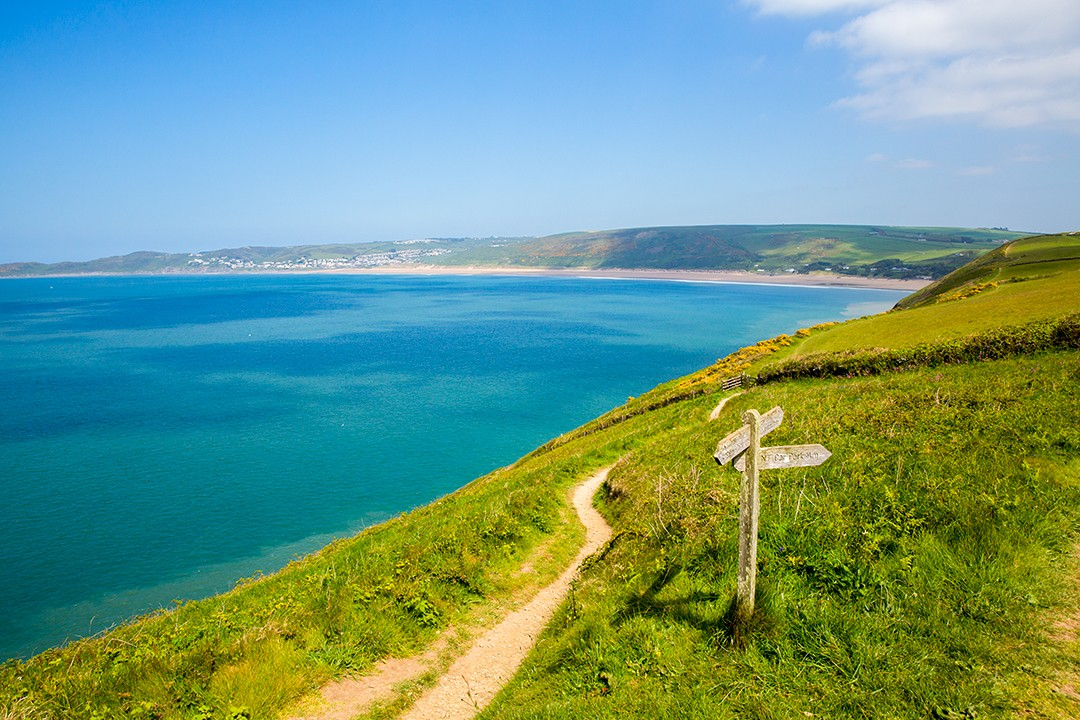 Britain's best long-distance footpaths south west coast path