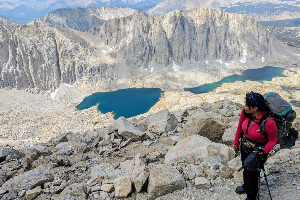 Marinel de Jesus is a solo hiker and the founder of Peak Explorations