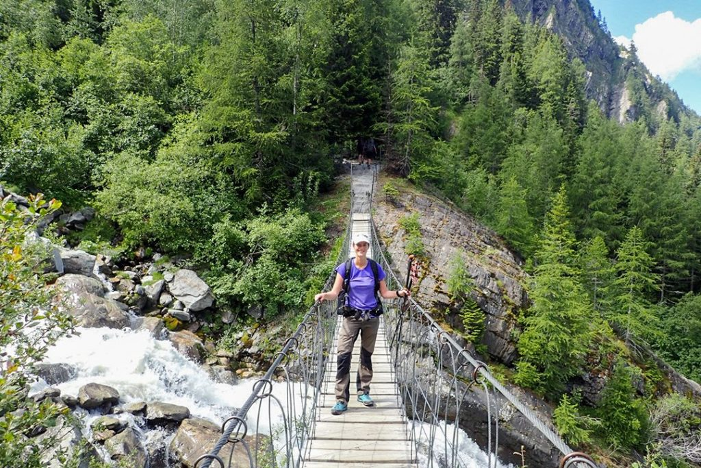 Sonja Orth urges solo hikers to really go it alone