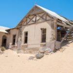 Visiting Kolmanskop, the ghost town in the Namib Desert