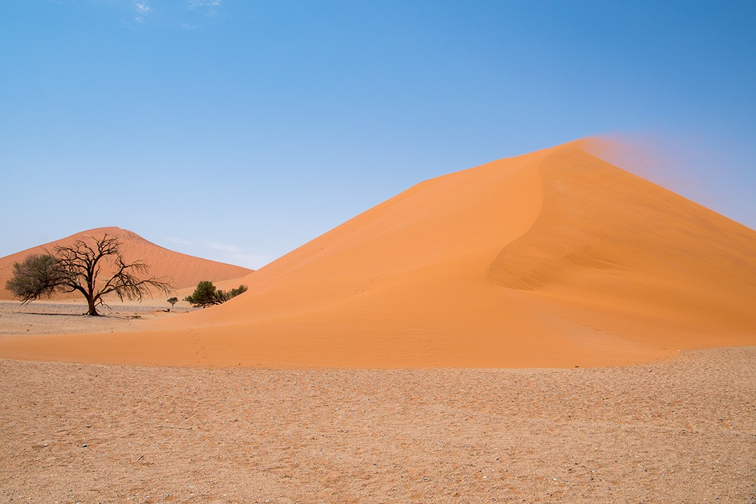 tips for visiting Sossusvlei in Namibia dune 45