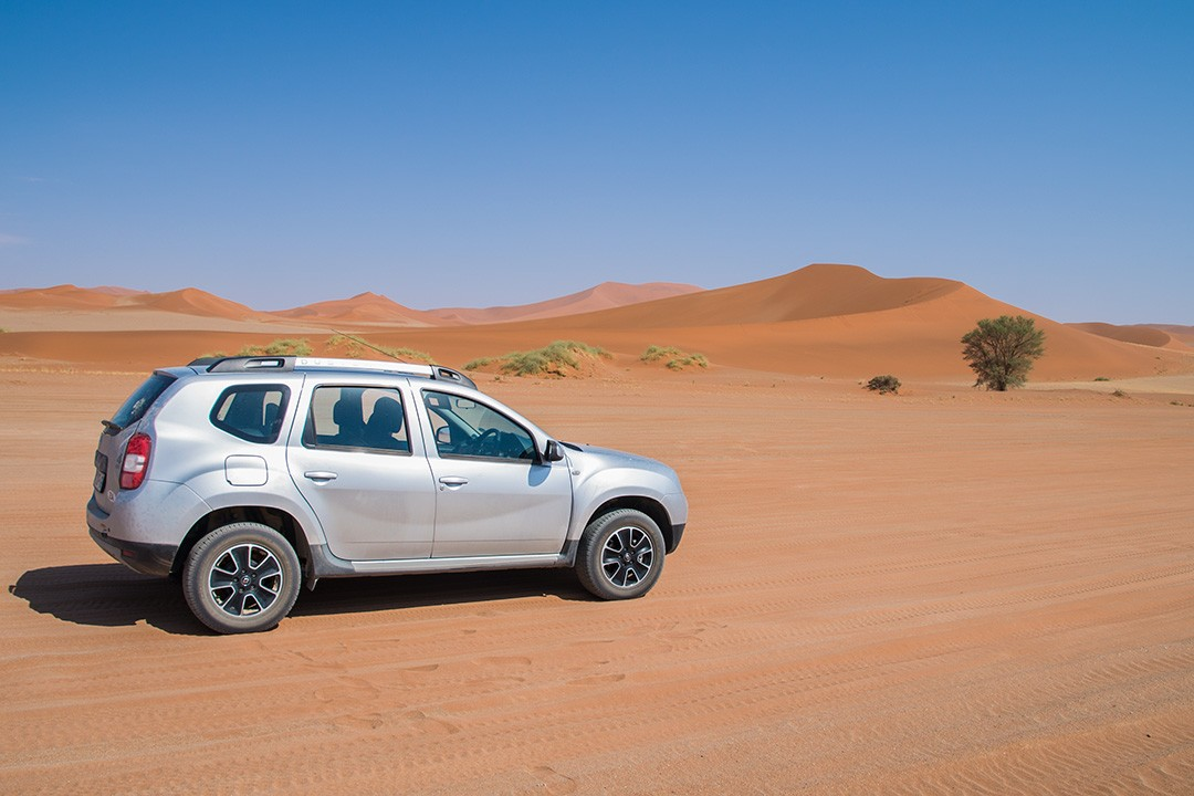 tips for visiting Sossusvlei in Namibia self drive