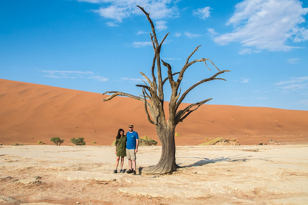 Tips for visiting Sossusvlei in Namibia plan carefully