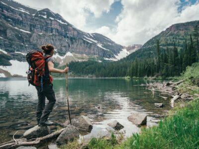 female hiker tips lead 100px