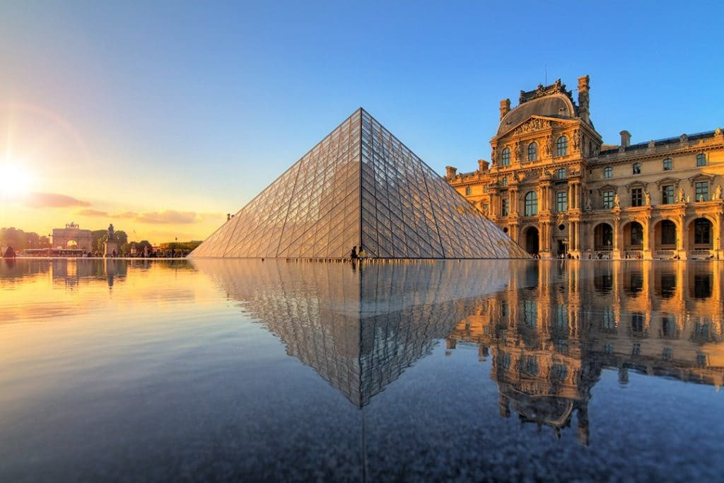 France is one of the most visited countries in the world