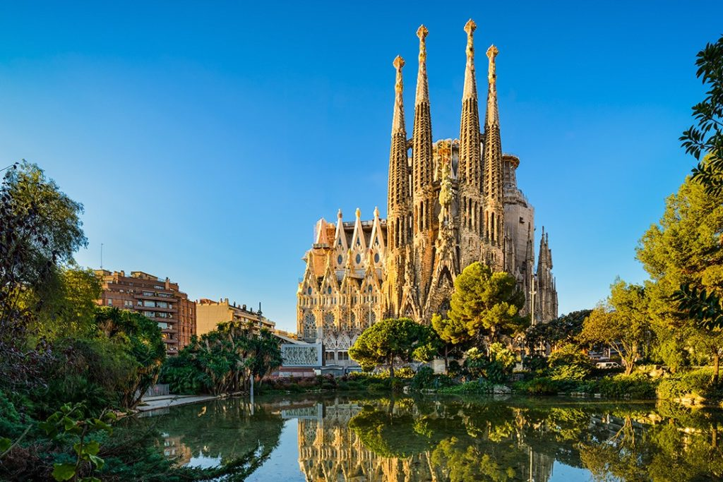 Spain is one of the most visited countries in the world