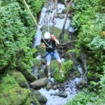 Canyoning in La Fortuna, Costa Rica