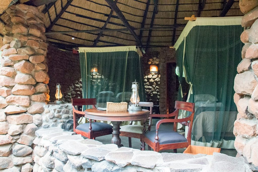 visiting eswatini: comfy lodgings