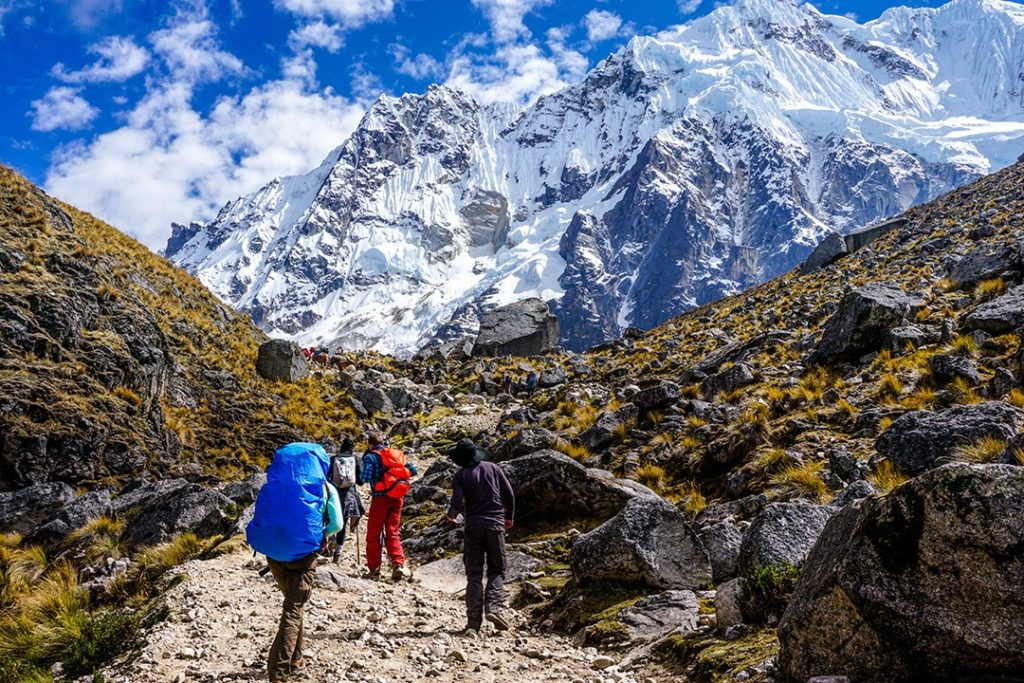 alternative treks to Machu Picchu Ancascocha