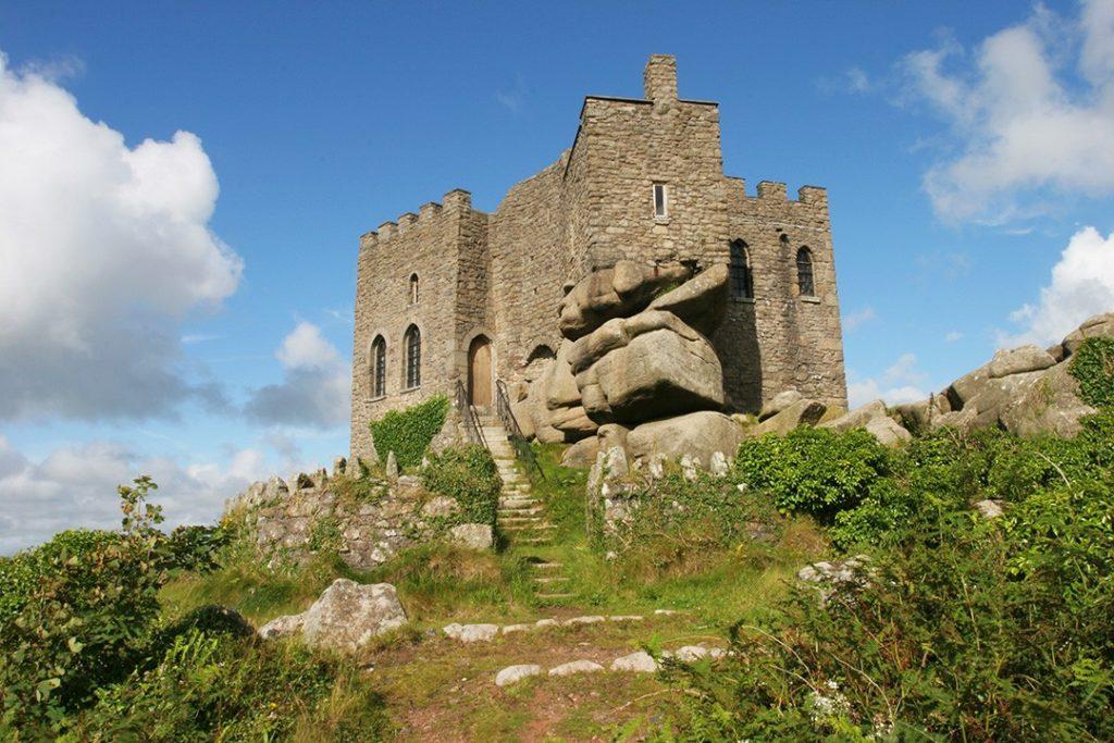 A fairytale sight in Cornwall