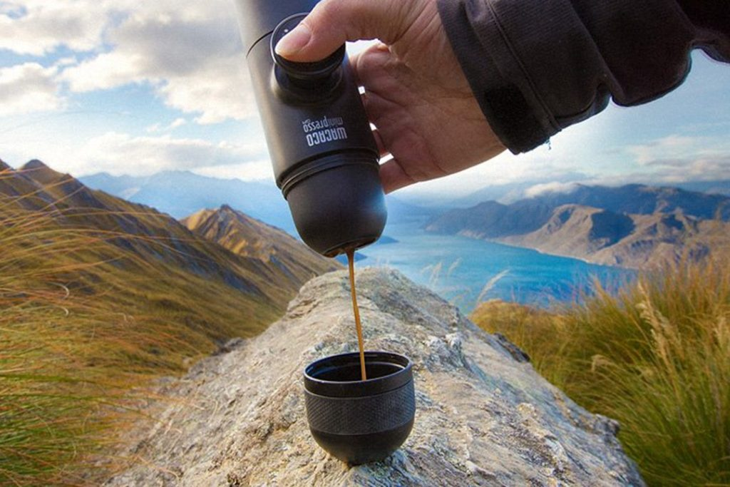 most useful travel gadgets coffee