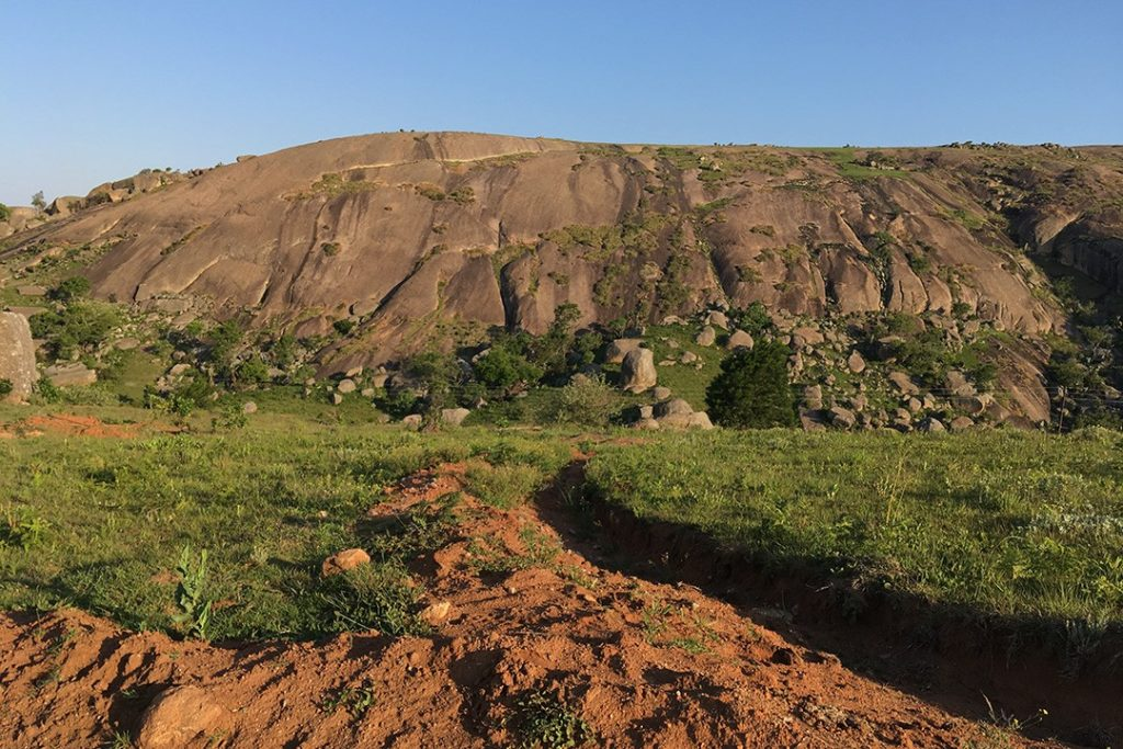 things to do in Eswatini sibebe rock