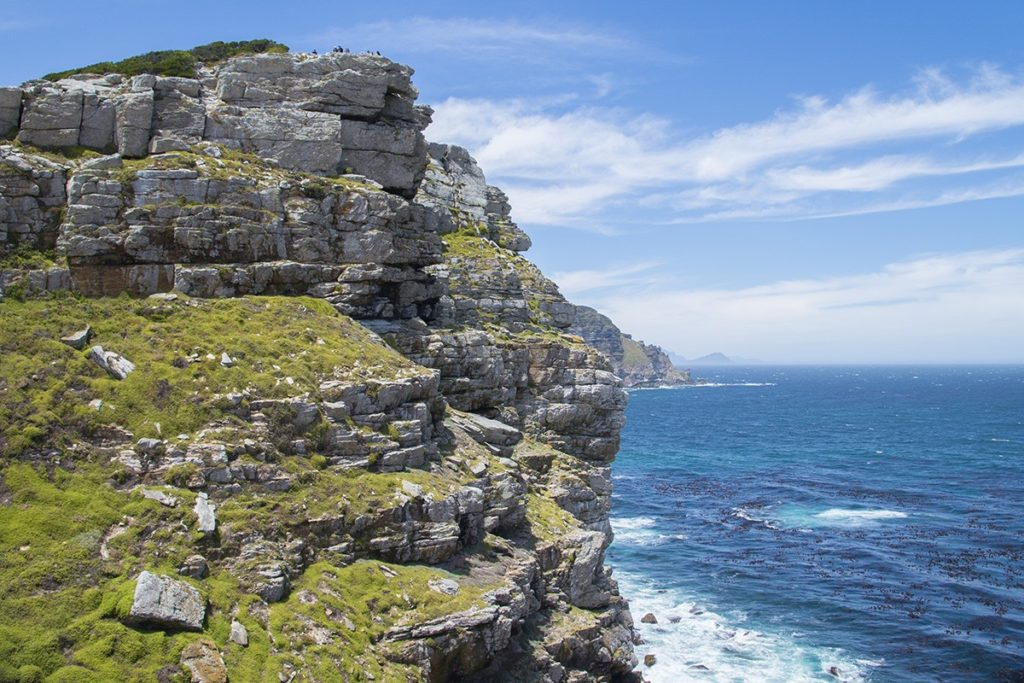 View from Cape of Good Hope