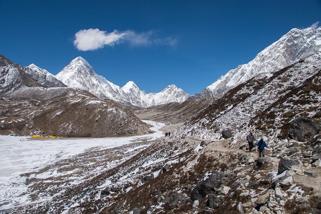 Everest base camp trek 27