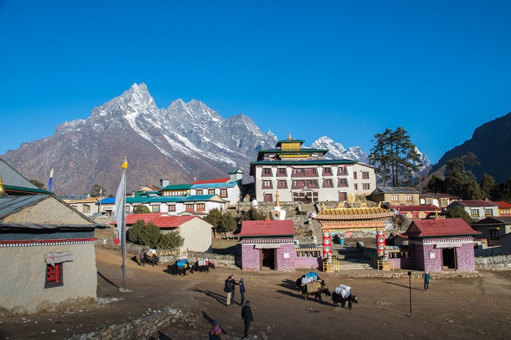 Everest base camp trek 6