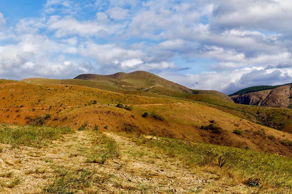 Makhonjwa Mountains