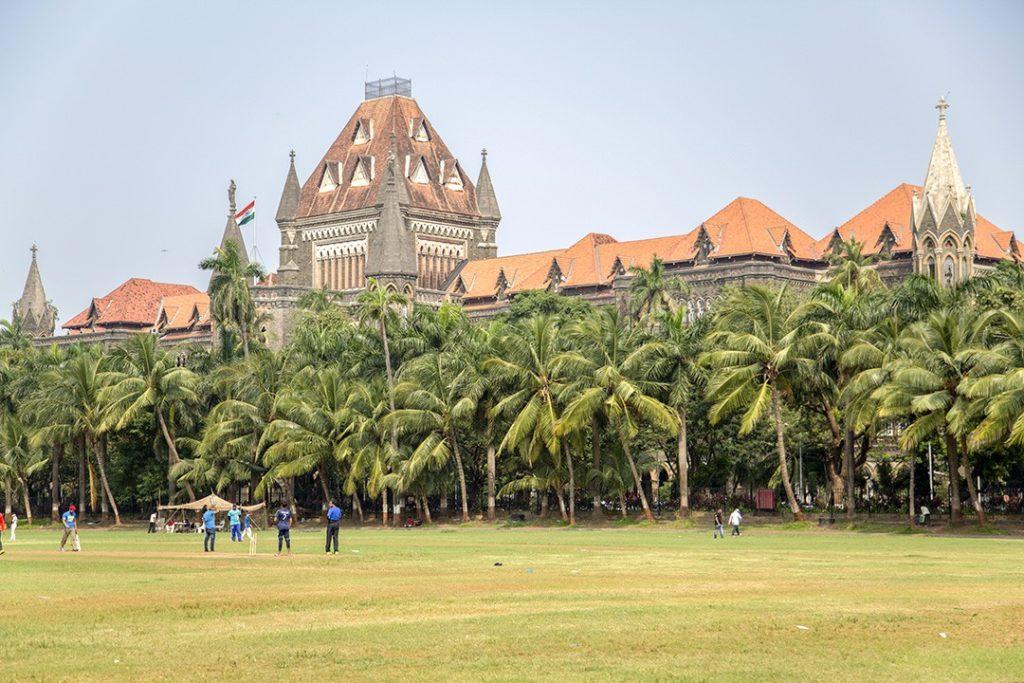Oval Maidan in Mumbai
